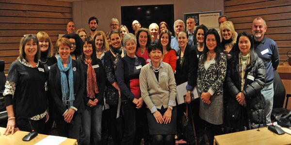 Association of Professional Tourist Guides  - New Guides Reception