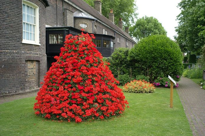 Open Squares Weekend: Geffrye Museum