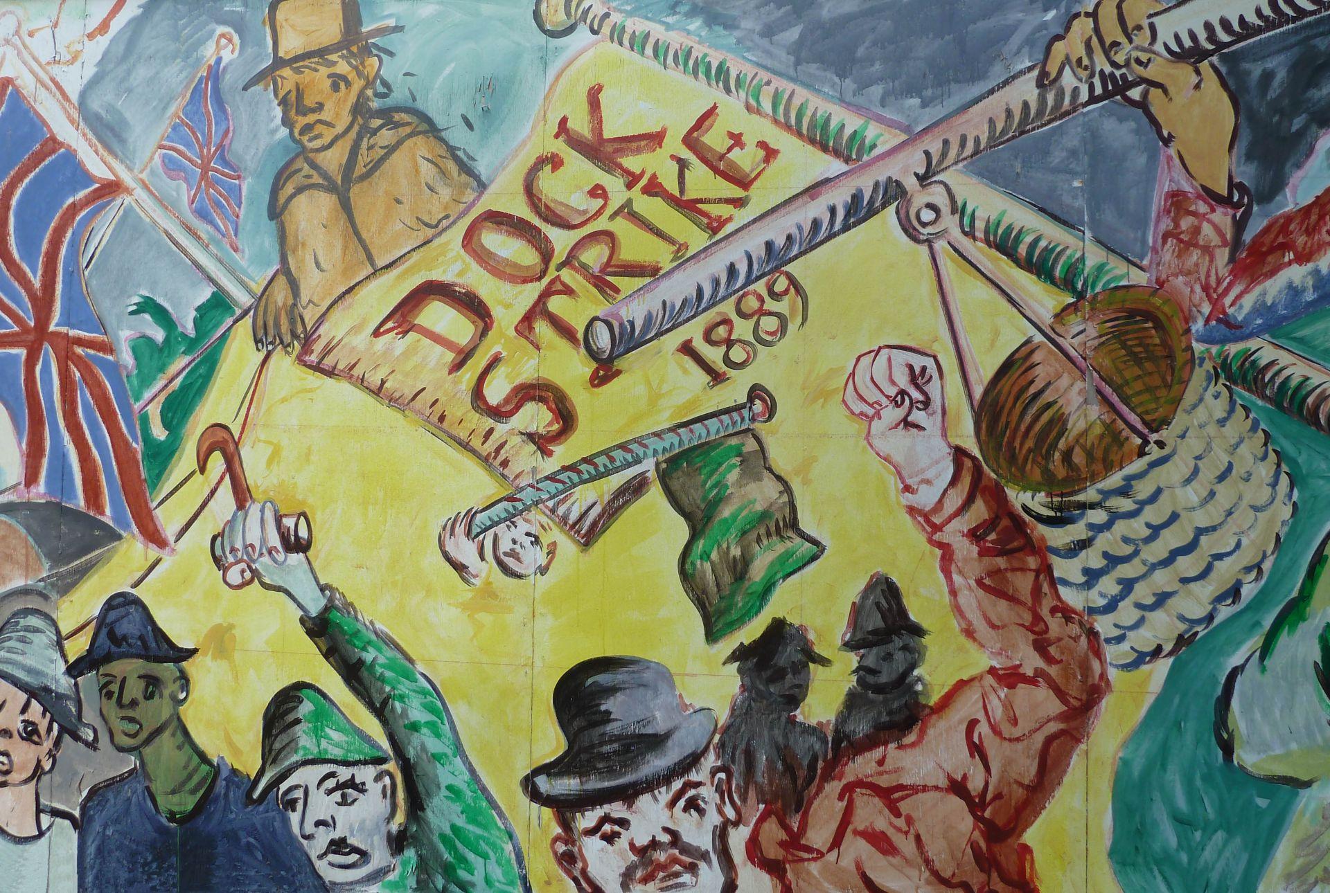 The Dockers Strike: 12 August - 14 September 1889