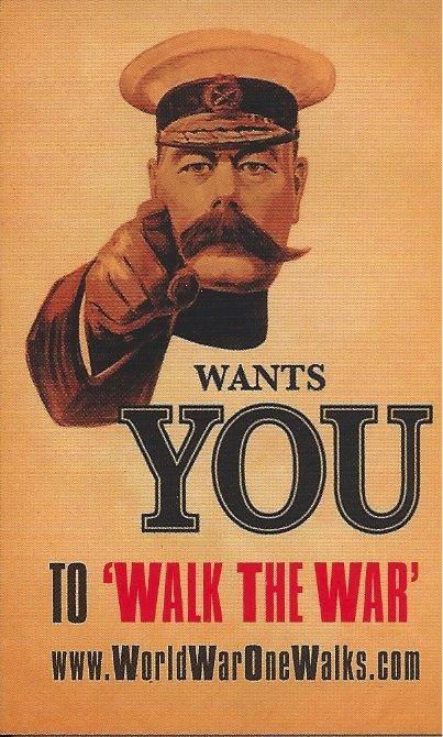 World War One Walks