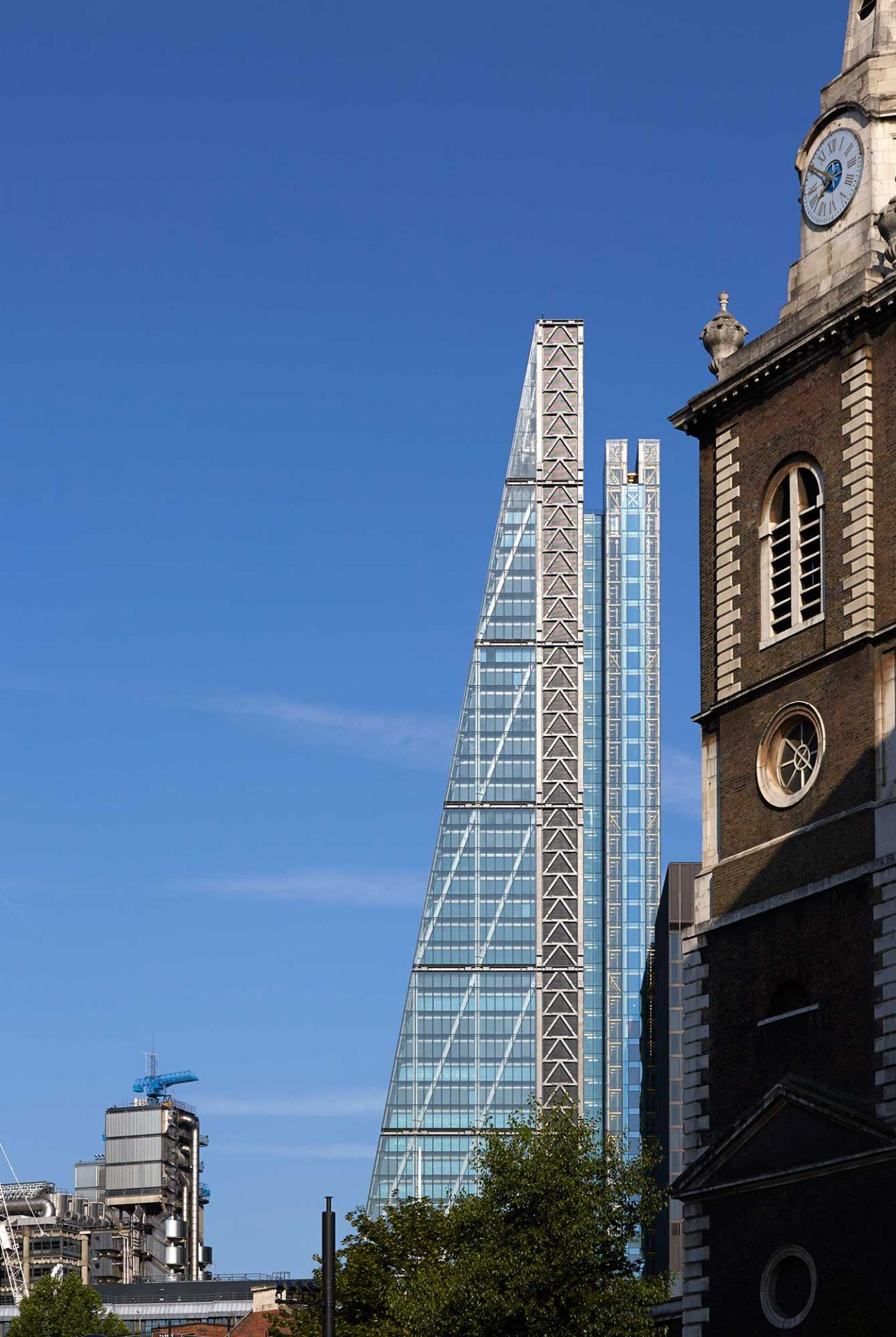 Open House 2014: Leadenhall Building