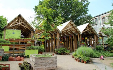 Open House: The Dalston Eastern Curve Garden