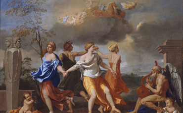 Wallace Collection: Nicolas Poussin, A Dance to the Music of Time, c.1634 – c.1636
