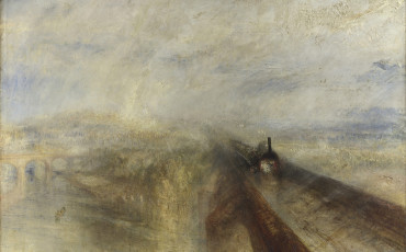 Joseph Mallord William Turner: Rain, Steam and Speed