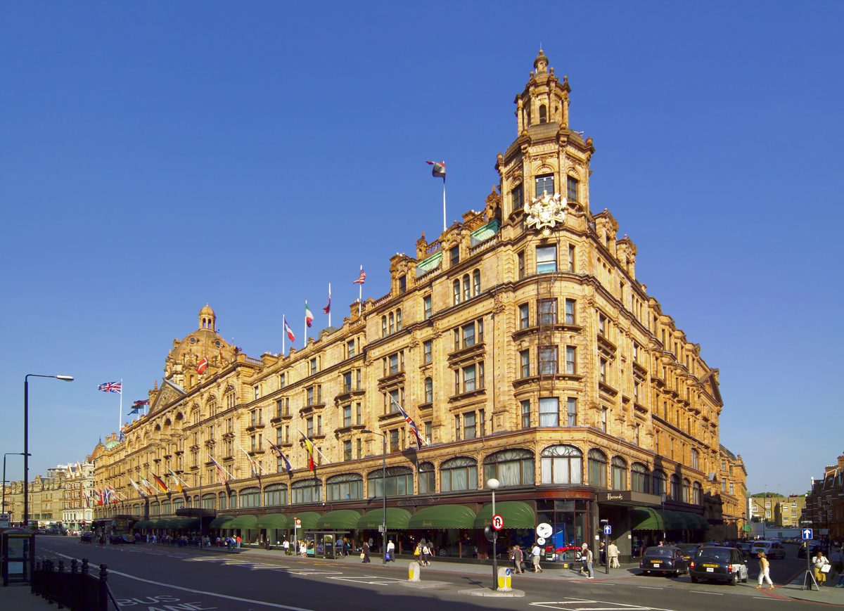 Top 10 London Department Stores Guide London