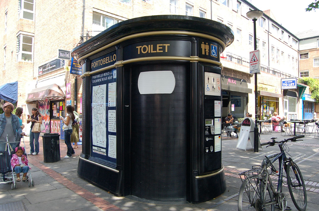The Loos of London | Guide London