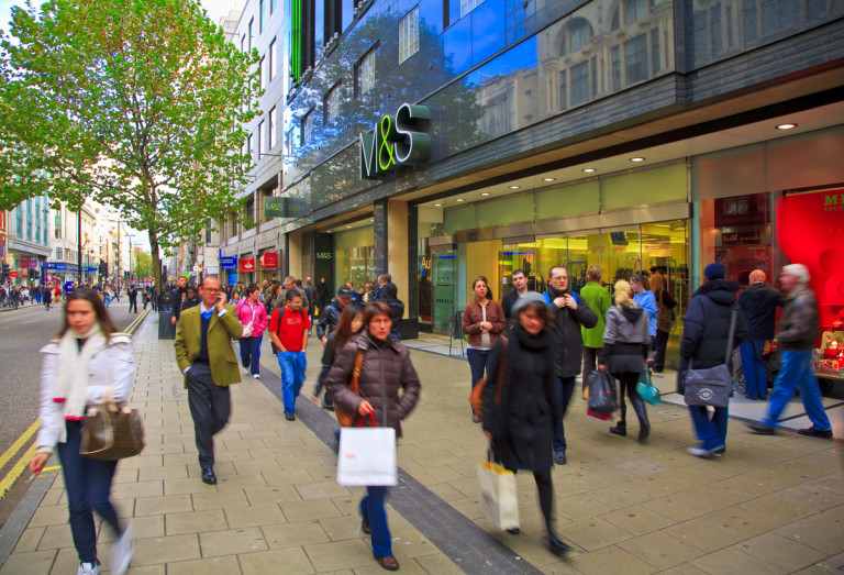 economic issues in the high street retail Much of the underlying rhetoric around the current debates about the high street appears to be influenced by the belief that independent retailers are good for the vibrancy of any retail offer, while chain retailers are not.