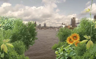 Garden Bridge in London Closer to Becoming A Reality