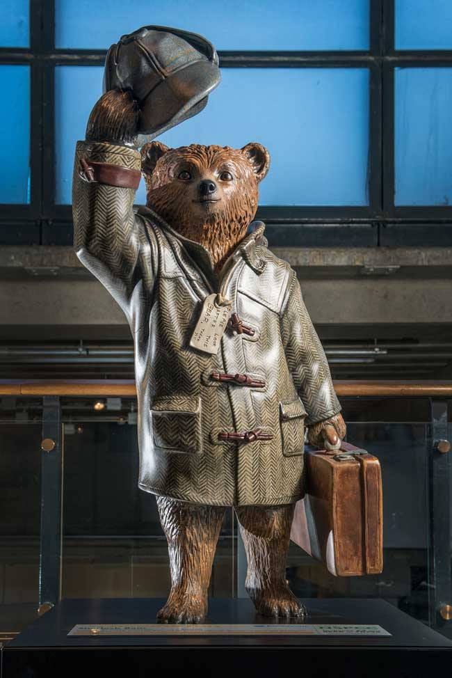 Paddington Bear Exhibition
