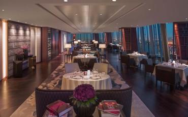 The Shard: Ting Restaurant