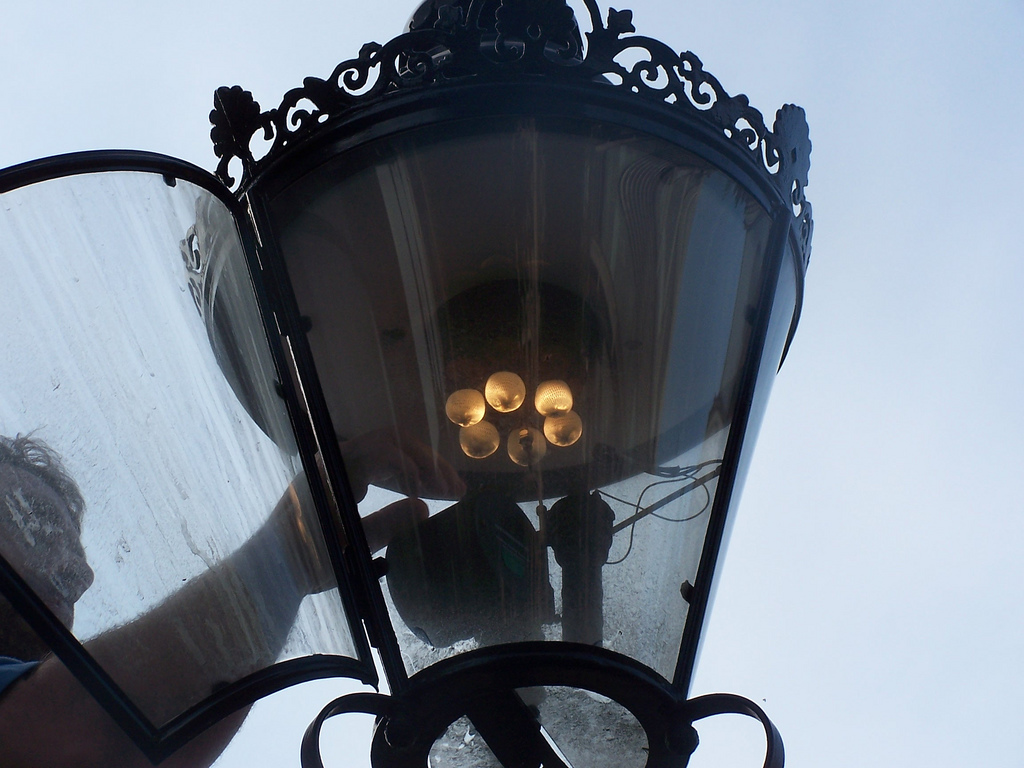 British Gas: London Gas Lamp