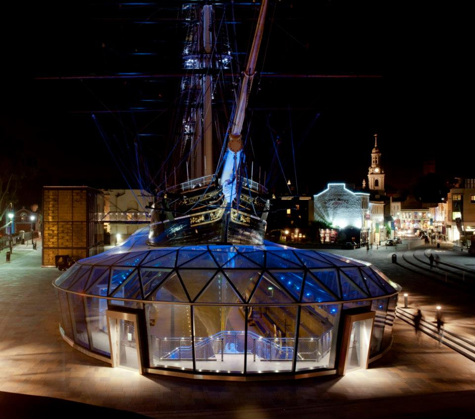 National Maritime Museum - The Cutty Sark