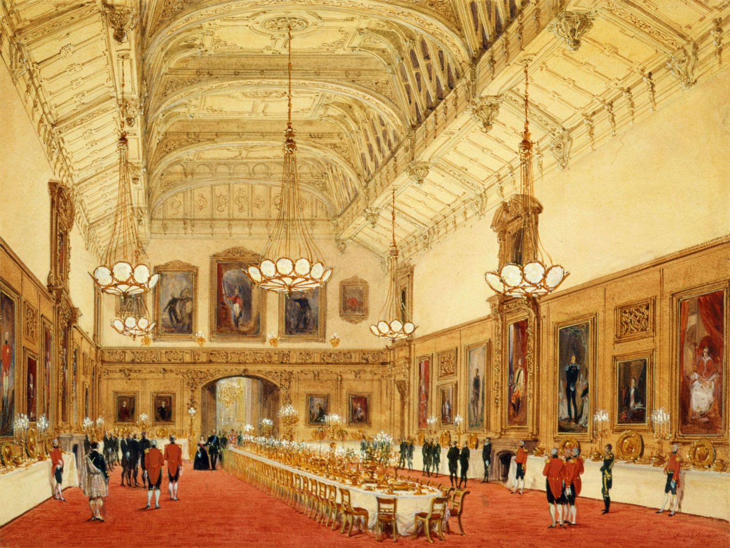 Waterloo At Windsor 1815 2015 Exhibition Guide London