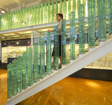 Victoria & Albert Museum - Glass Staircase