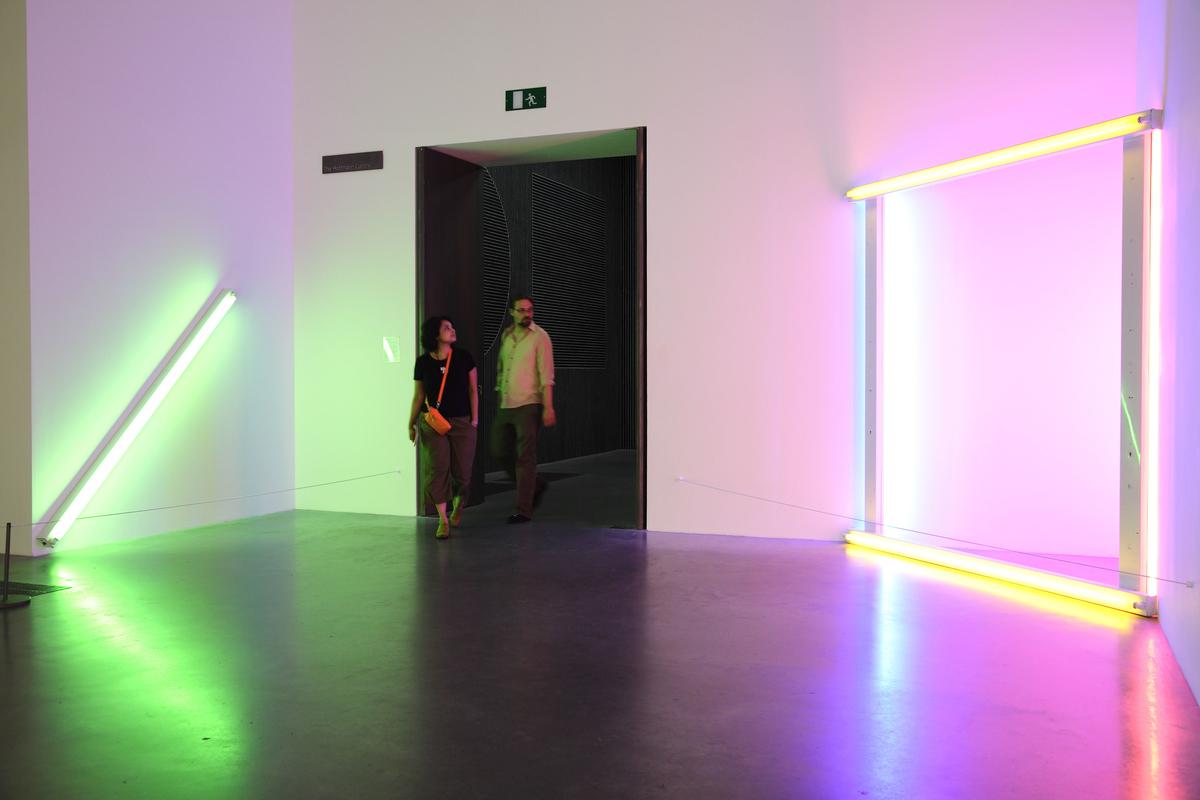 Tate Modern_Dan Flavin