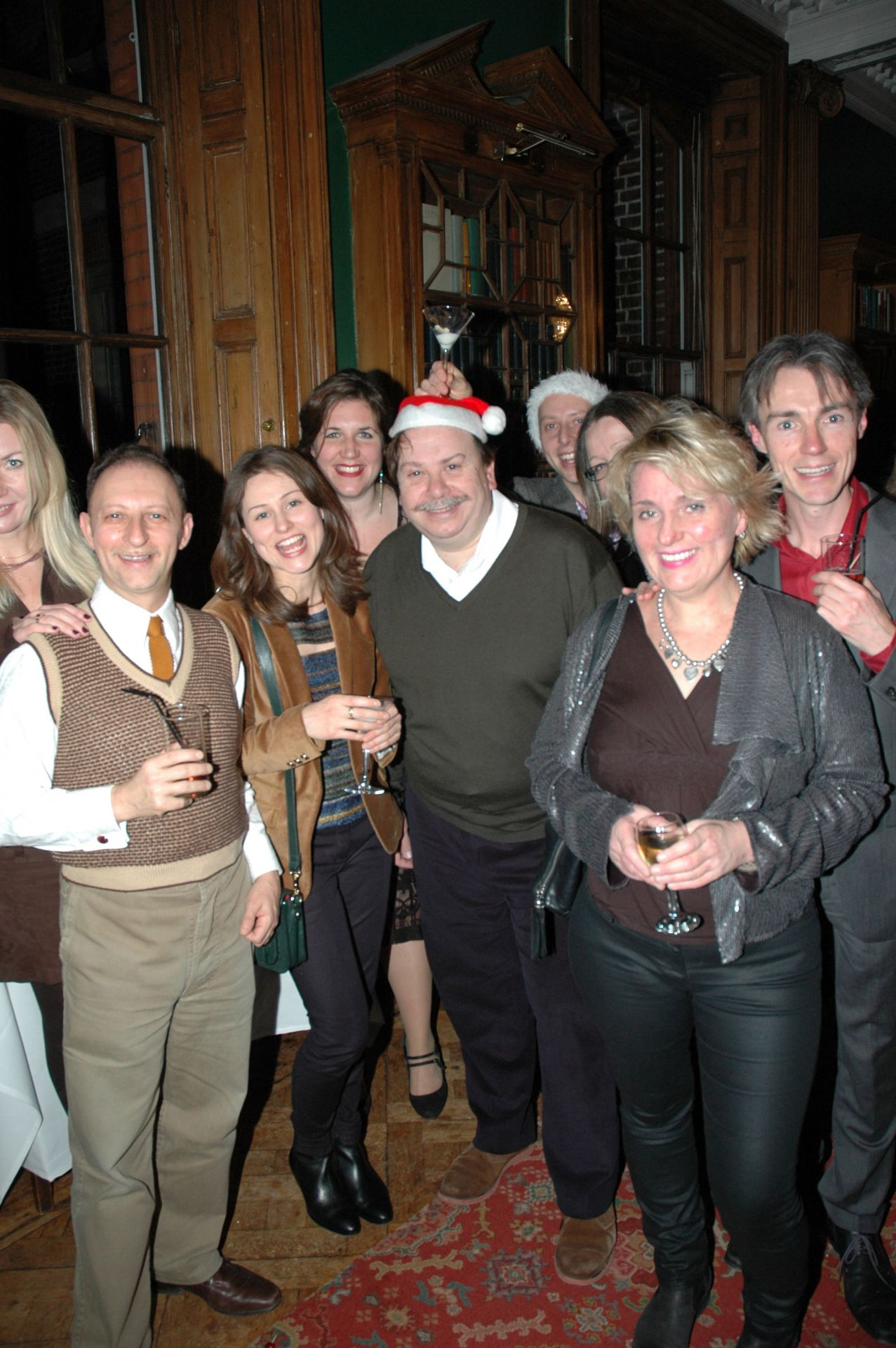 Association of Professional Tourist Guides: 2014 Christmas Party