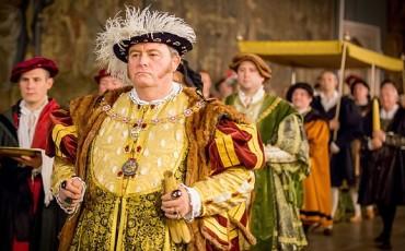 King Henry VIII Christening