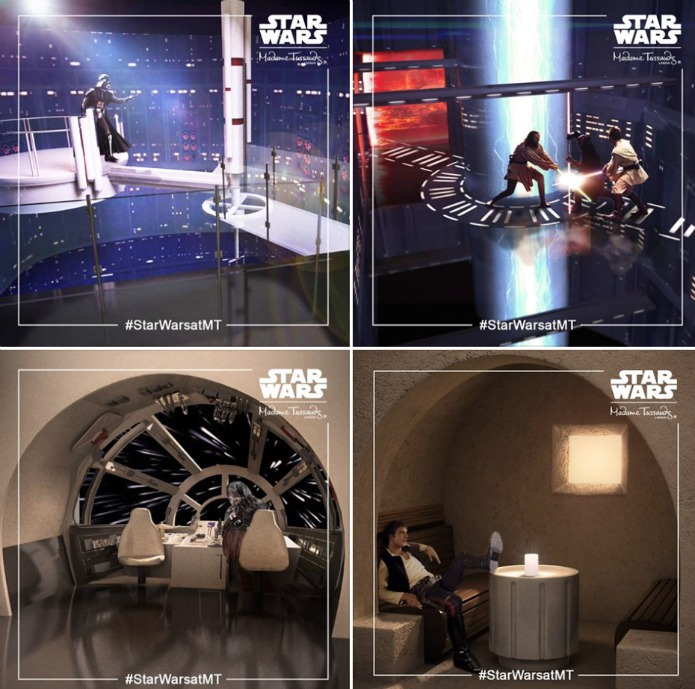 Madame Tussauds London: Star Wars