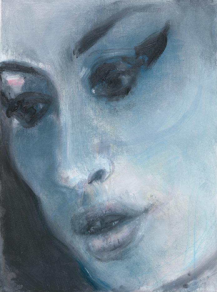 Marlen Dumas - Amy - Blue 2011