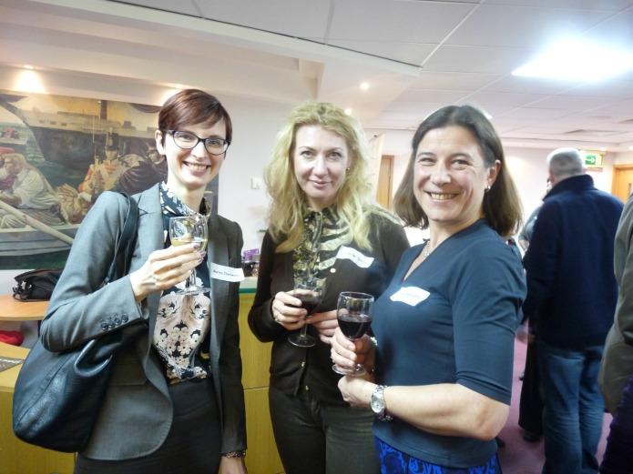 New Guides: Marina Chernenko, Valeria Genina and Iryna Nagayets
