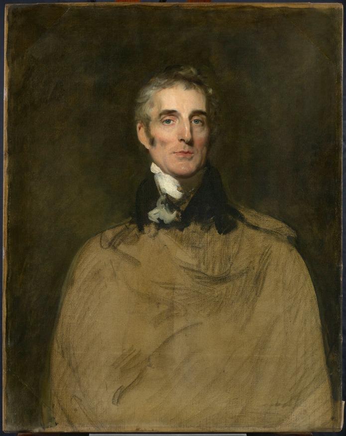 Arthur Wellesley, 1st Duke of Wellington by Sir Thomas Lawrence, oil on canvas, 1829
