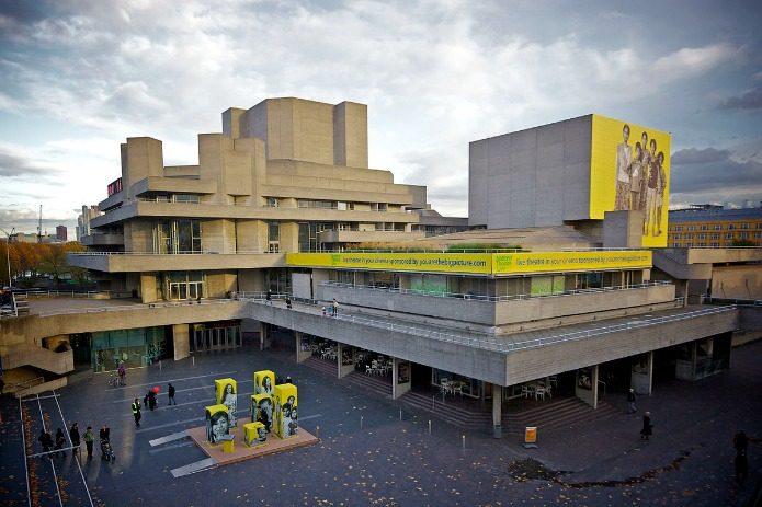 National Theatre London. Photo Credit: © London & Partners.