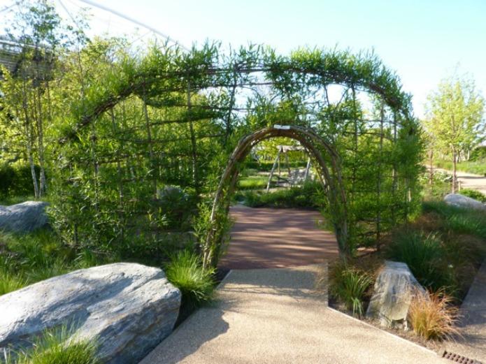 Queen Elizabeth Olympic Park: Gardens