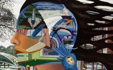Broach Schizophrene by Bryan Charnley