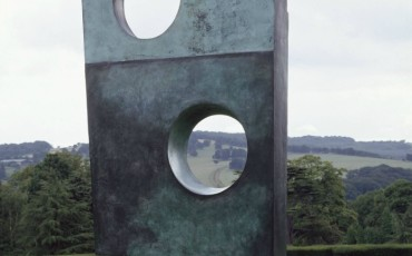 Barbara Hepworth - Squares with Two Circles 1963
