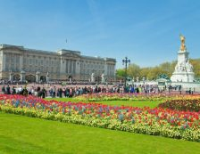 Buckingham Palace. Photo Credit: ©London & Partners.