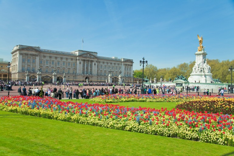 Touring Buckingham Palace During The Summer Opening