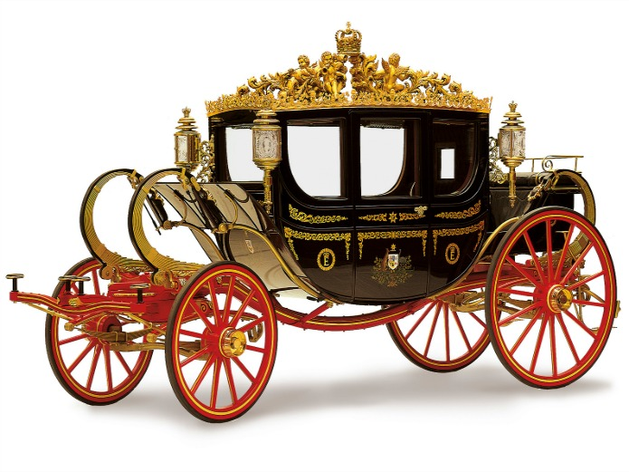 Buckingham Palace: The Australian State Coach