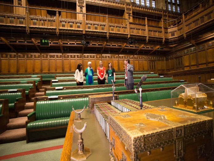 Houses of Parliament - Guided Tours