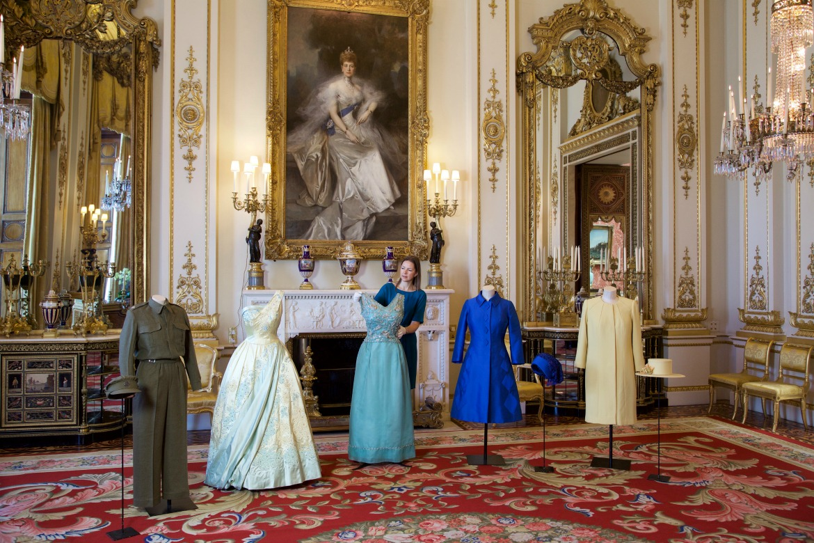 Buckingham Palace: Royal Collections, Senior Curator of Decorative ... Royal Blue Throne