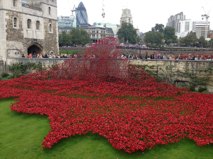 Tower of London: Sea of Red