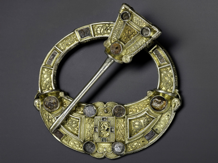 British Museum - Hunterston Brooch