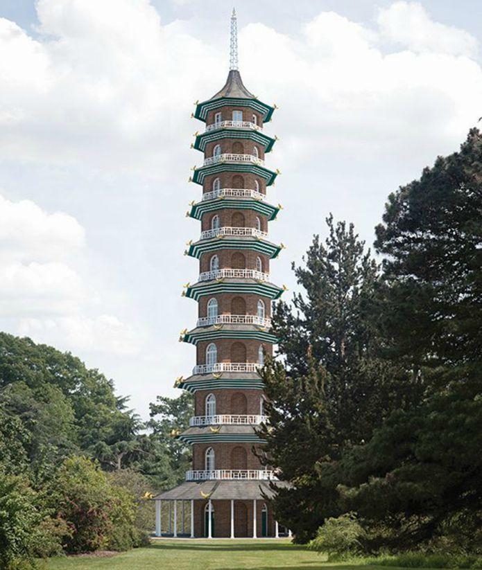 Kew Gardens - Pagoda