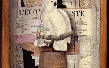 Royal Academy - A Parrot for Juan Gris - Joseph Cornell