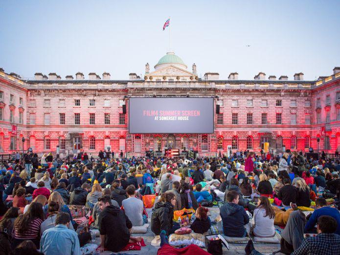 Somerset House - Film4 Summer Screen