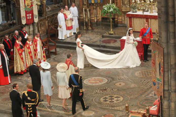 Westminster Abbey - William & Catherine Wedding