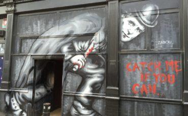 London Jack The Ripper Street Art. Photo Credit: ©LondonMatt/Flickr.