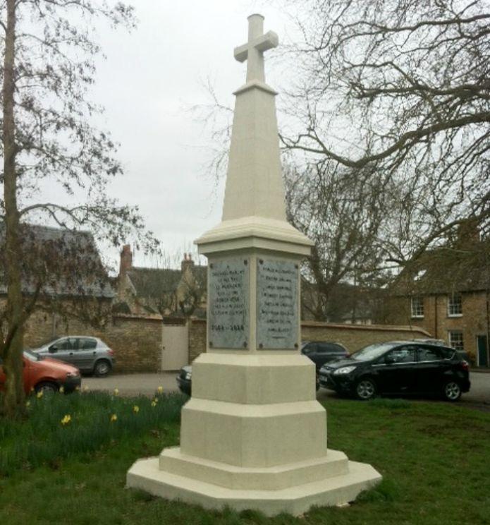 Downton Abbey: Fake War Memorial