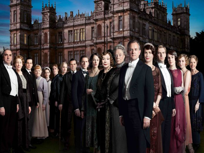11 Downton Abbey Facts Figures Fun Guide London