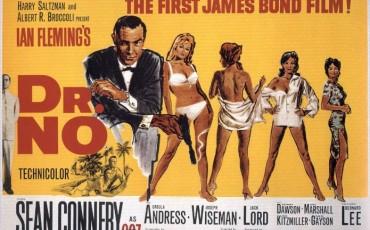 James Bond 007 Film - Dr No