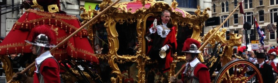 Lord Mayor 2014 - Alderman Alan Yarrow