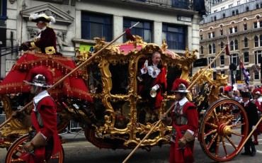 Lord Mayor 2014 - Alderman Alan Yarrow