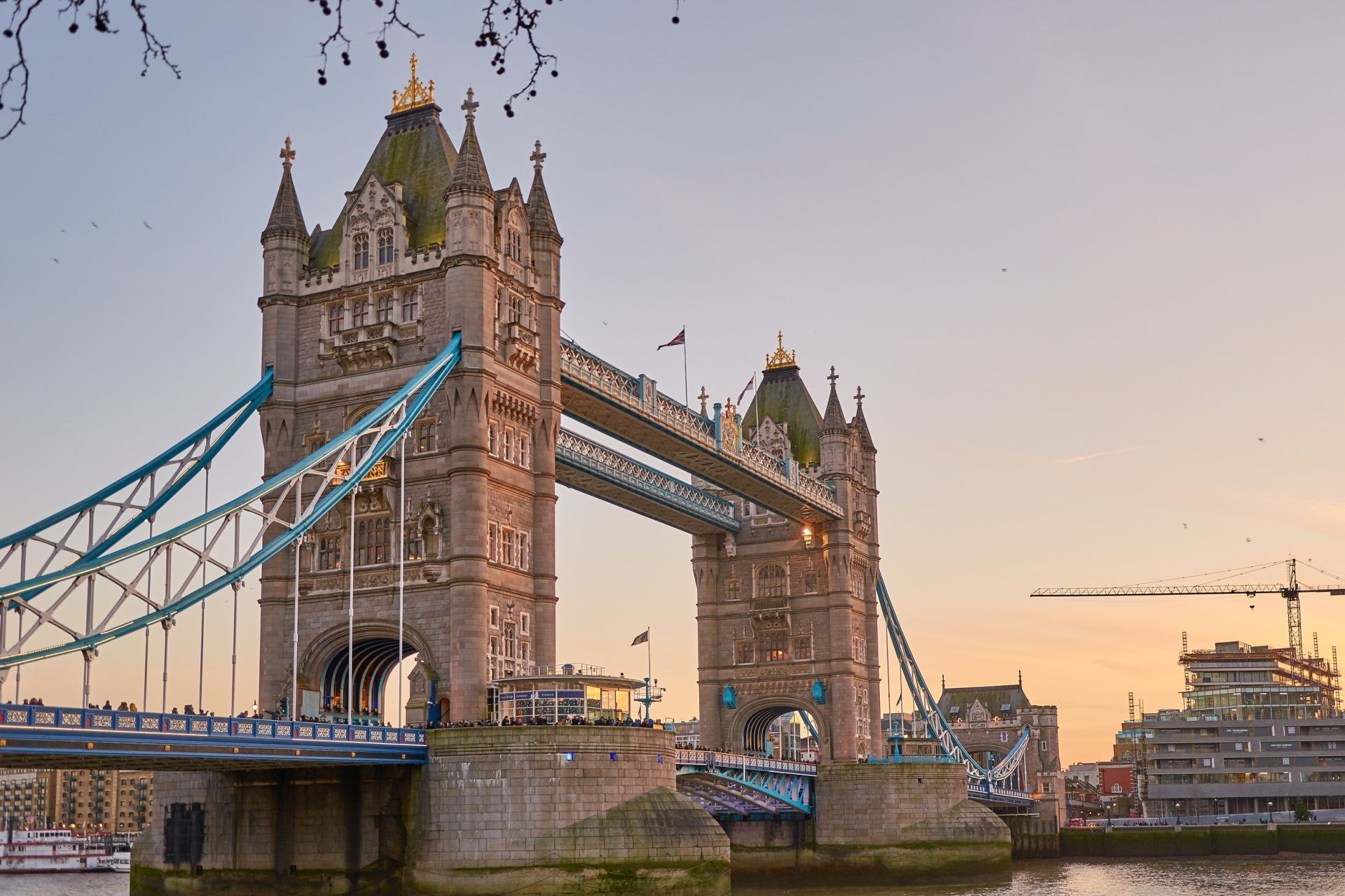 London Tower Bridge. Photo Credit: ©Raw2Jpeg/Pixabay.