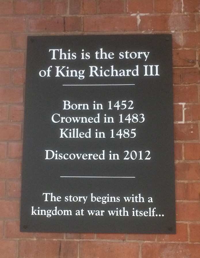 This Is The Story of King Richard III