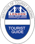 Blue Badge Tourist Guide Logo