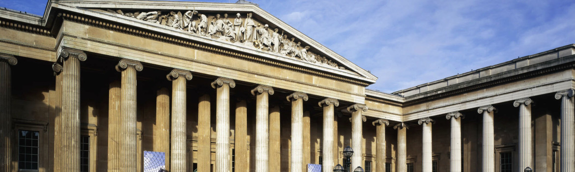 The British Museum is a museum dedicated to human history, art, and culture with over 8million artefacts in its permanent collection.